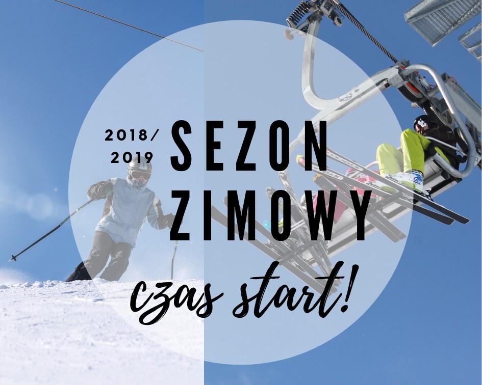 SEZON ZIMOWY - CZAS START